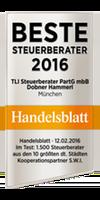 Handelsblatt 2016